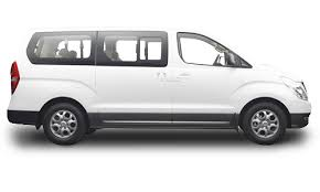 Hyundai Shuttle Bus